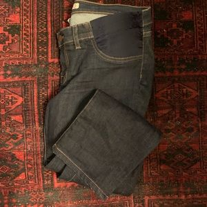 J brand maternity jeans mama j straight leg
